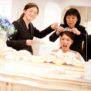 ウェディングアイテム1 (ヘアメイク・会場装飾&装花・写真など) Wedding Items 1イメージ