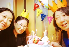 Happy Birthday!~大きな転回を超えて。
