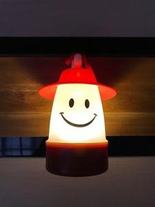 ランプのおかげで・・・☆