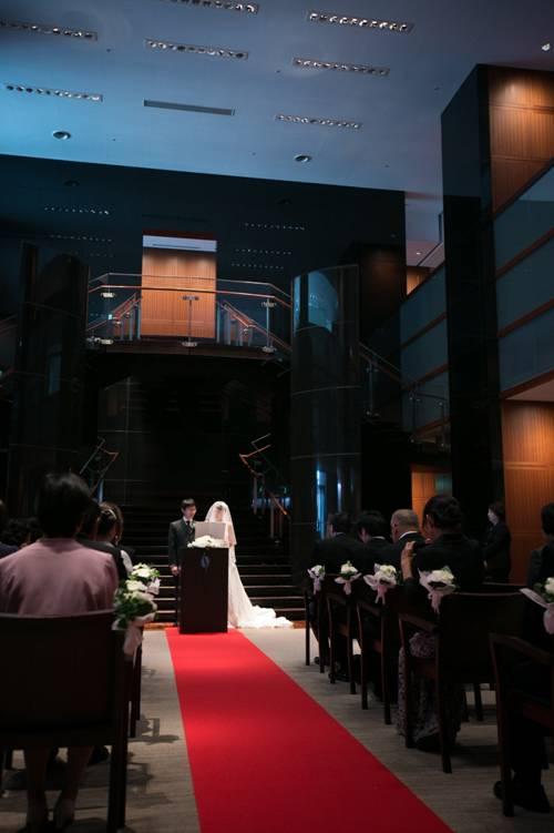 21bdb98c33152 「人前式」参列いただいた皆様がおふたりの結婚の証人です。 『結婚式はキチンとしっかりと、披露パーティは和やかに楽しく!』私たちルーチェがおすすめする 結婚式の ...